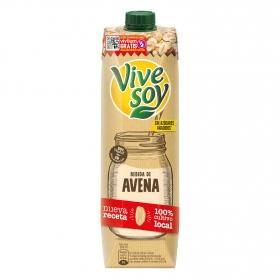 Bebida de avena sabor natural ViveSoy brik 1 l.