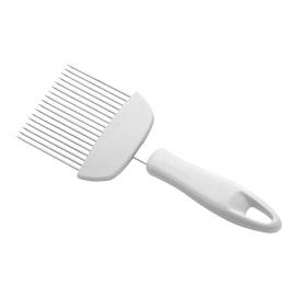 Pincho de cebolla  de Inox y Abs TESCOMA Presto 21cm - Blanco