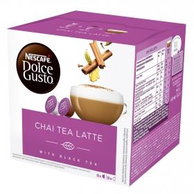 Té Chai latte en cápsulas Nescafé Dolce Gusto 16 ud.