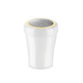 Azucarero  de Plastico Delicia 200 ml Blanco