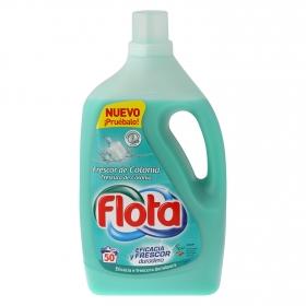 Detergente líquido frescor de colonía
