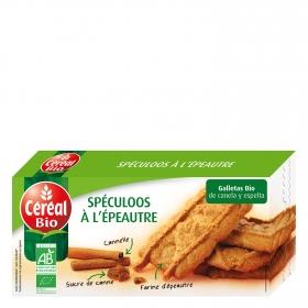 Galletas de canela y espelta ecológicas Cereal Bio 155 g.
