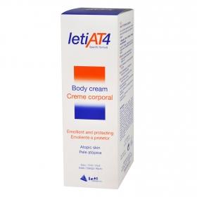 Crema corporal para pieles atópicas