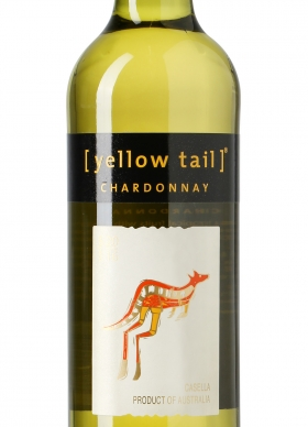 Yellow Tail Chardonnay Blanco