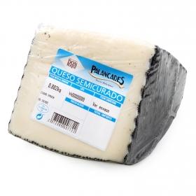 Queso mezcla semicurado Don Roque cuña 1/4, 750 g aprox