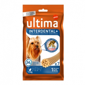 Ultima Snack Interndental para Perro Adulto Toy 70gr.