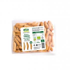 Picos de trigo con aceite de oliva ecológico Ecocesta 150 g.