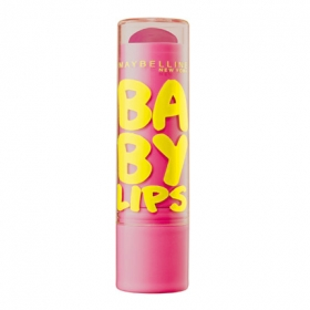 Bálsamo labial Baby Lips Pink Punch
