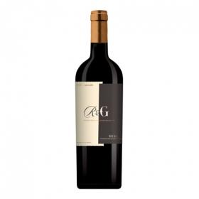 Vino D.O. Rioja tinto tempranillo Rolland&Galarreta 75 cl.