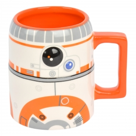 Mug Redondo BB -8 1pz  Decorado