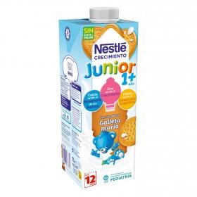 Leche junior 1 de crecimiento con galletas liquida