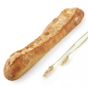 Barra de pan gourmet