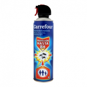 Insecticida exteriores para moscas y mosquitos aerosol