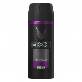 Desodorante Excite spray