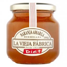 Mermelada de naranja Diet La Vieja Fábrica 280 g.
