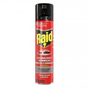 Insecticida rasteros