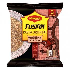 Pata oriental sabor ternera Fusian