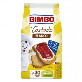 Pan tostado tradicional Bimbo 270 g.
