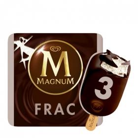 Helado de chocolate Frac