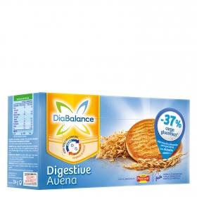 Galleta digestive avena GlucActive