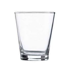 Set de Vasos de Vidrio Expresso 13cl Transparente