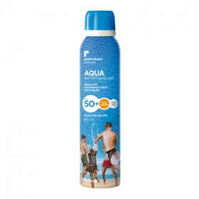 Spray solar Aqua FP 50+ transparente