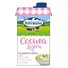 Nata para cocinar ligera Central Lechera Asturiana 500 ml.