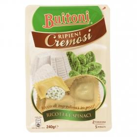 Ravioli de ricotta y espinacas Buitoni 240 g.