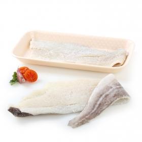 Filete de bacalao salado Carrefour 1 Kg aprox.