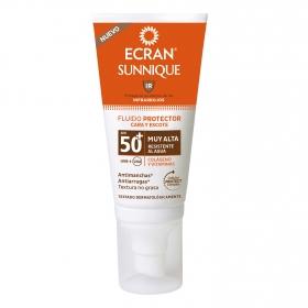 Crema solar cara y escote FP 50 Lemonoil Ecran 50 ml.