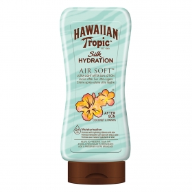 After sun de coco y payaya Silk Hydration Hawaiian Tropic 180 ml.