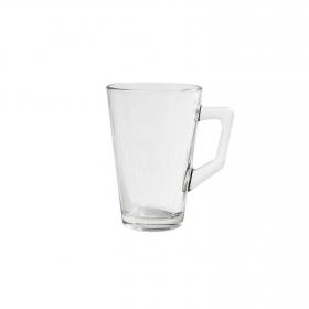 Set de 3 Mug de  HOME STYLE Hera 3pz - Transparente