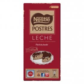 Chocolate para repostería Nestlé Postres sin gluten 170 g.