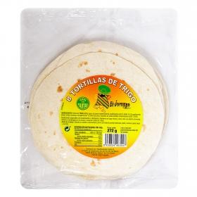 Tortillas de trigo El Jorongo 272 g.