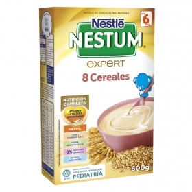 Papilla 8 cereales expert