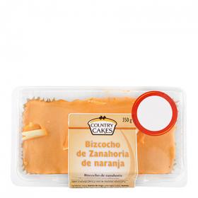 Bizcocho de zanahoria Dillepasa 350 g