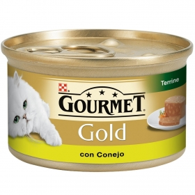 Comida para gato Terrine con Conejo