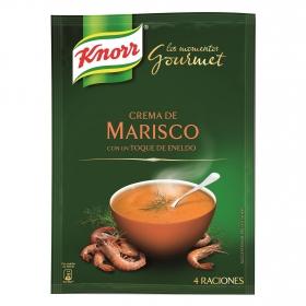 Crema de marisco con un toque de eneldo Knorr 63 g.