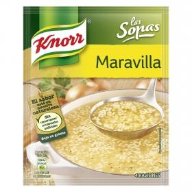Sopa maravilla Knorr 68 g.