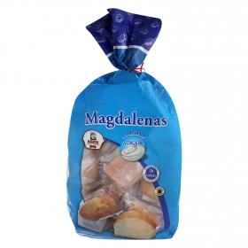 Magdalenas con yogur