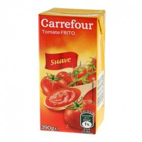 Tomate frito Carrefour brik 390 g.