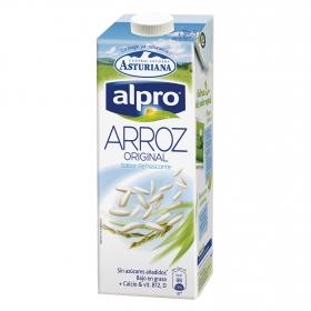 Bebida de arroz Alpro - Central Lechera Asturiana brik 1 l.