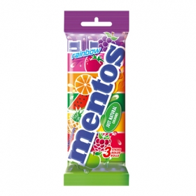 Caramelos Rainbow Mentos 114 g.