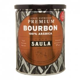 Café molido natural Bourbon