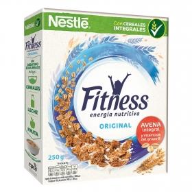 Cereales de avena integral Fitness Nestlé 250 g.