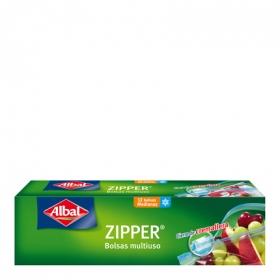 Bolsas multiuso Zipper 1l.