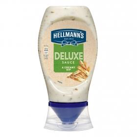 Salsa patatas deluxe Hellmann's envase 250 ml.