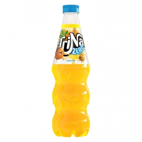 Refresco de naranja sin gas y sin azúcares añadidos