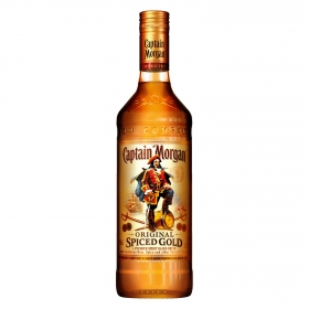 Ron Capitán Morgan spiced gold 70 cl.