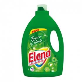 Detergente líquido frescor colonia